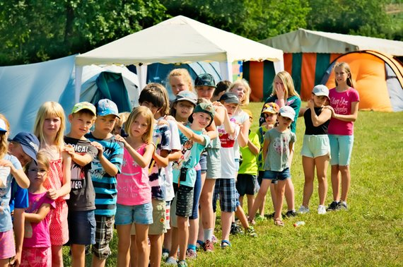 Vater-Kind-Camp 2018 - Thema: Wunder